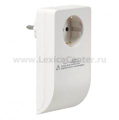 Gira FKB-SYS Адаптор радиоуправляемый к розетке с функцией универс. светорегулятора 50-420ВА (G118502)