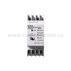 Gira REG Исполнительное устройство-реле для домофона на DIN-рейку (G128900)