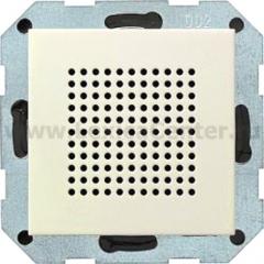 Gira S 55 Крем глянц Динамик для радио скрытого монтажа (G228201)