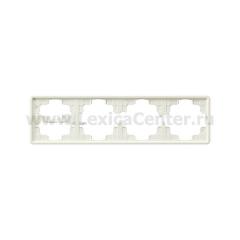 Gira S-Color Белый Рамка 4-ая (G21440)