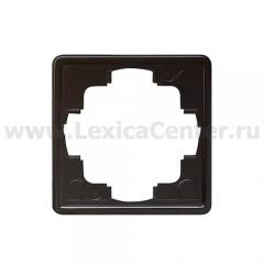 Gira S-Color Черный Рамка 1-ая (G21147)