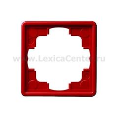 Gira S-Color Красный Рамка 1-ая (G21143)