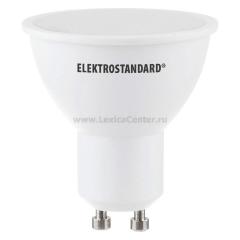 GU10 LED 5W 3300K Электростандарт Лампа светодиодная