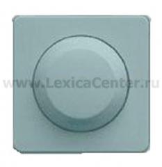 Гуси-Электрик С1НД3-004 Накладка с воротком для механизмов светорегуляторов ,цвет матовое серебро