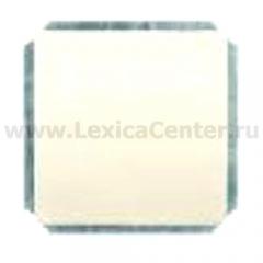Гуси-Электрик С1В1-001 Механизм выключателя одноклавишного, 10 А, 250 V, цвет белый