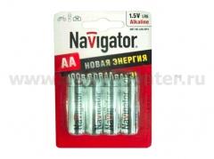 Элемент питания Navigator 94 753 NBT-NE-LR6-BP4