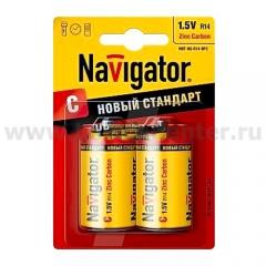 Элемент питания Navigator 94 768 NBT-NS-R14-BP2