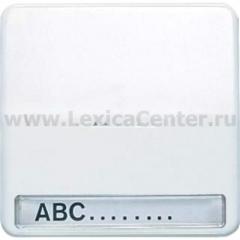 JUNG CD 500/CD plusБронза Клавиша 1-я с/п с полем для надписи (CD590NAKO5GB)