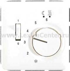 JUNG CD 500/CD plusБронза Накладка регулятора теплого пола(мех.FTR231U) (CDFTR231PLGB)