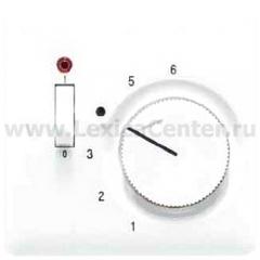 JUNG CD 500/CD plusБронза Накладка термостатакомнатного с выкл.(механизм TR231U,TR241U) (CDTR231PLGB)