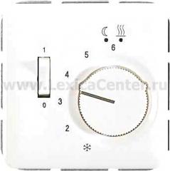 JUNG CD 500/CD plusЧерный Накладка регулятора теплого пола(мех.FTR231U) (CDFTR231PLSW)