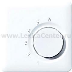JUNG CD 500/CD plusЧерный Накладка термостатакомнатного(механизм TR236U,TR246U) (CDTR236PLSW)