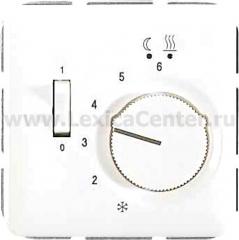 JUNG CD 500/CD plusКоричневый Накладка регулятора теплого пола(мех.FTR231U) (CDFTR231PLBR)