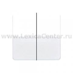 JUNG CD 500/CD plusПлатина Клавиша 2-я с/п (CD595KO5PT)