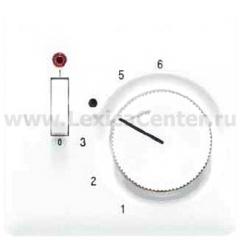 JUNG CD 500/CD plusСерый Накладка термостатакомнатного с выкл.(механизм TR231U,TR241U) (CDTR231PLGR)