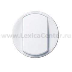 Клавиша для выключателя/переключателя 1 клавишного белый Celiane (Legrand) 68001