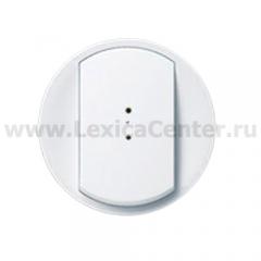 Клавиша для выключателя/переключателя 1 клавишного с индикацией белый Celiane (Legrand) 68003