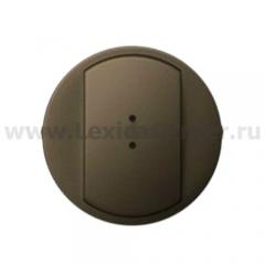 Клавиша для выключателя/переключателя 1 клавишного с индикацией графит Celiane (Legrand) 64910