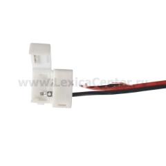 Коннектор для одноцветной светодиодной ленты 5050 гибкий одност. Электростандарт Аксессуары для светодиодной ленты