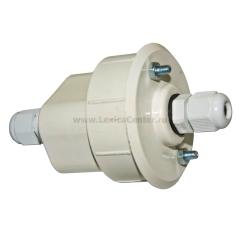 Коннектор-заглушка с гермовводом Arte lamp a220033 Highway