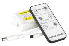 Контроллер для одноцветных светодиодных лент с ПДУ LSC 003 12V  Электростандарт