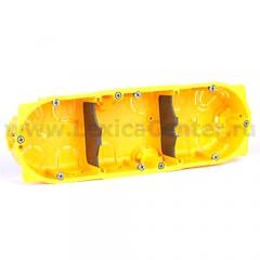 Коробка Batibox для полых стен 6-8 модулей глубина 40мм (Legrand) 80043