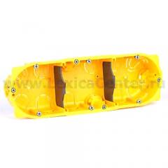 Коробка Batibox для полых стен 6-8 модулей глубина 50мм (Legrand) 80053