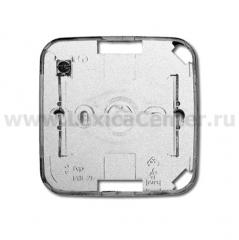 Коробка накладного монтажа 1 пост аллюминий future Linear (ABB) [BJE1701-83] 1799-0-0905