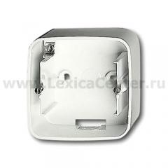 Коробка накладного монтажа альпийский белый Reflex SI (ABB) [BJE1701-214] 1799-0-0295