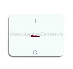 Корпус 1 телефонной/компьютерной розетки (0210, 0211) белый alpha nea (ABB) [BJE2561-24G] 1753-0-7776