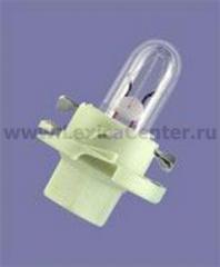 Лампа автомобильная Osram 2722 12V 2W W2*4.6d