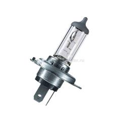 Лампа автомобильная Osram 62203 H4 12V 100/80W P43t