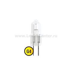 Лампа галогенная Navigator 94 209 JC 10W clear G4 12V 2000h
