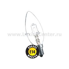 Лампа галогенная Navigator 94 240 NH-C35-42W-230-E14