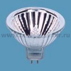 Лампа галогенная Osram 41865WFL Decostar 51 38*35W 12V GU5.3 откр.