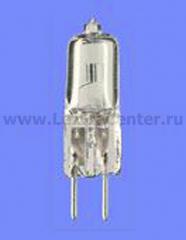 Лампа галогенная Philips 13104 Halogen Capsule Super 20W 12V G6.35 (прозрачная)