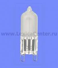 Лампа галогенная Philips Halogen Clickline 40W G9 230V Frost