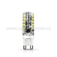 Лампа Gauss LED G9 AC150-265V 3W 2700K