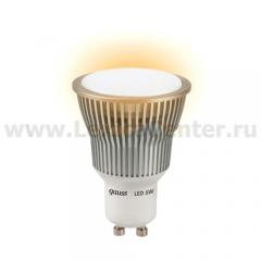 Лампа Gauss LED GU10 8W SMD AC220-240V 2700K ЕВ101106108