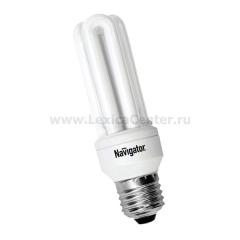 Лампа энергосберегающая Navigator 94 027 NCL-3U-15-840-E27