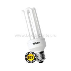 Лампа энергосберегающая Navigator 94 035 NCL-4U-25-860-E27