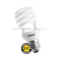 Лампа энергосберегающая Navigator 94 046 NCL-SH10-15-827-E27