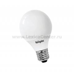 Лампа энергосберегающая Navigator 94 060 NCL-G70-13-827 E27
