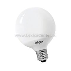 Лампа энергосберегающая Navigator 94 061 NCL-G95-13-827 E27