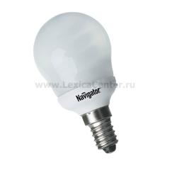 Лампа энергосберегающая Navigator 94 082 NCL-G45-09-827-E14