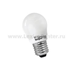 Лампа энергосберегающая Navigator 94 083 NCL-G45-09-827-E27