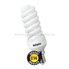 Лампа энергосберегающая Navigator 94 096 NCL-SF10-07-840-E14