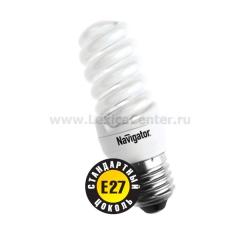 Лампа энергосберегающая Navigator 94 286 NCL-SF10-15-827-E27
