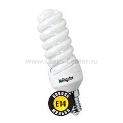 Лампа энергосберегающая Navigator 94 289 NCL-SF10-15-827-E14