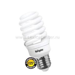 Лампа энергосберегающая Navigator 94 295 NCL-SF10-20-840-E27